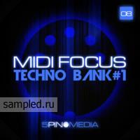 Techno сэмплы (WAV,MIDI)